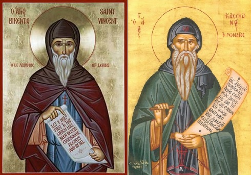 Saints Vincent and John Cassian